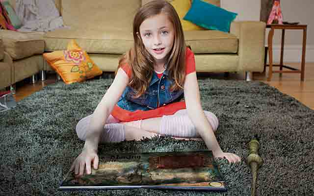 Wonderbook Sony Playstation Harry Potter