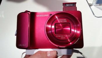 Samsung Galaxy Camera con Android