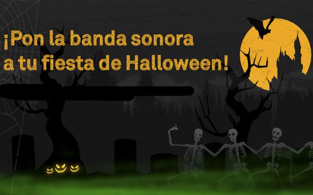 Spotify te ofrece una recopilación de canciones para Halloween