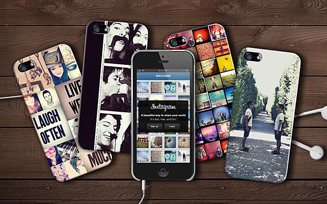 Castagram iPhone case