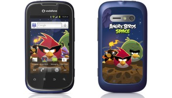 Vodafone lanza un pack prepago Smart II Angry Birds Edition