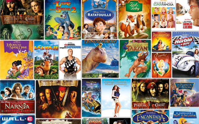 Wuaki.tv ofrece el servicio Disney Movies On Demand
