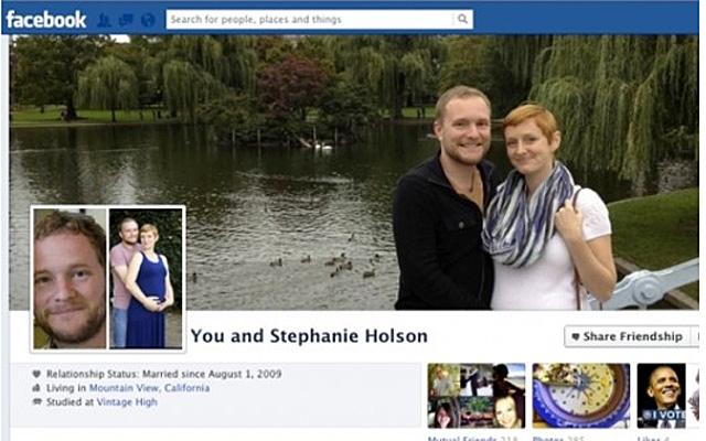Facebook parejas