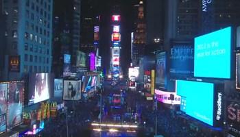 Times Square app