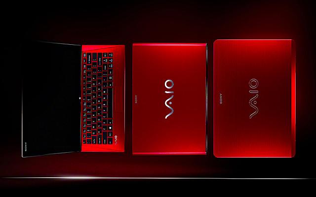 vaio red edition