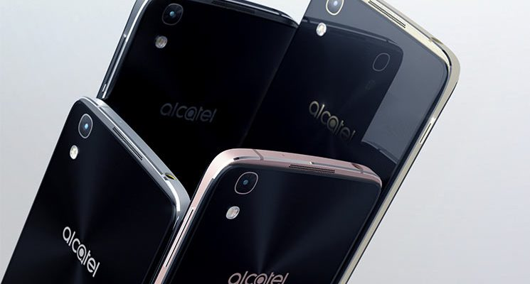 Alcatel Idol4 MWC