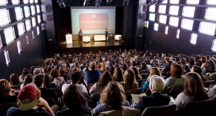 Women in Mobile event Barcelona
