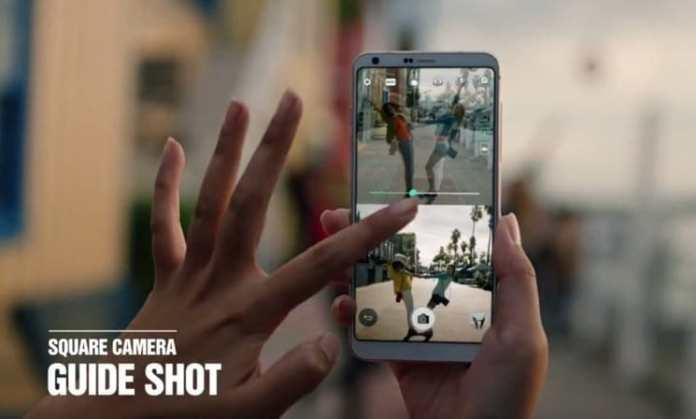 LG G6 Square app