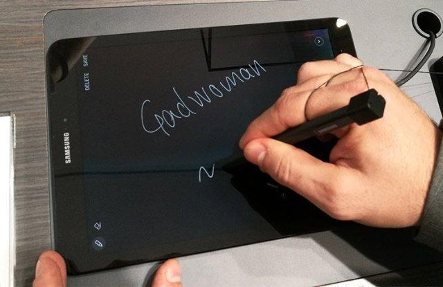 Samsung Galaxy Tab s3 con S-Pen mejorado