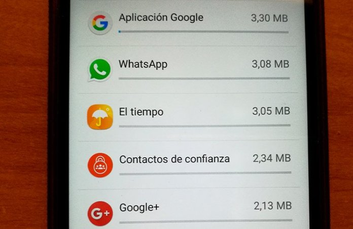 Tarfica de datos Vodafona sin Whatsapp