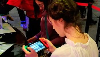 alon Comic 2017 Nintendo Switch