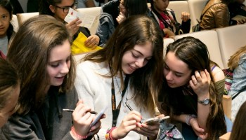 Microsoft niñas y tecnología