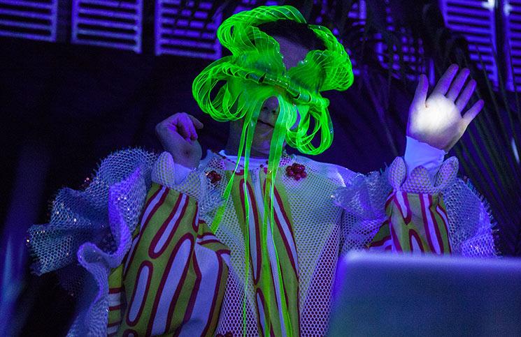 Sóna+D Björk DJ Set