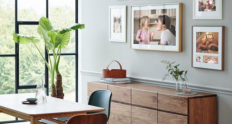 televisor The Frame de Samsung