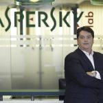 Alfonso Ramírez, Director General de Kaspersky España.