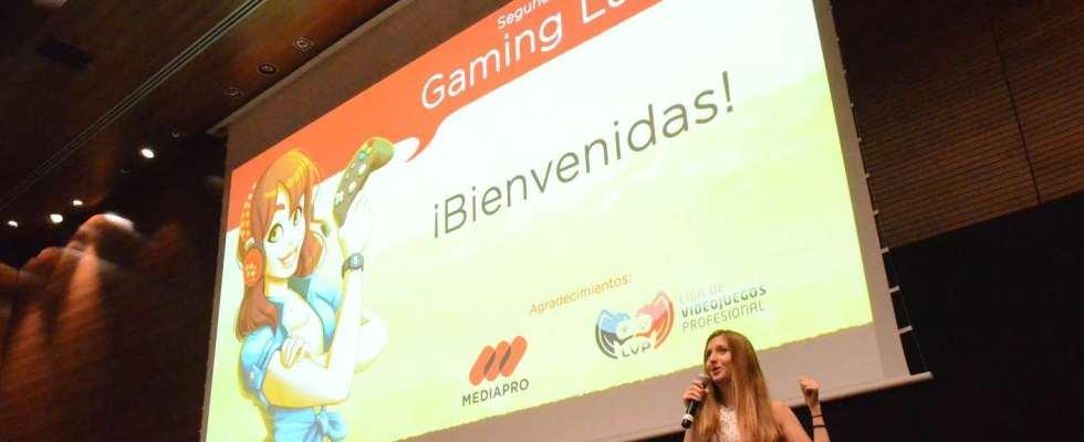 Gaming Ladies- Marina Amores
