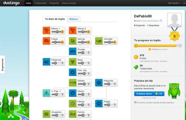 Apps-Ingles-Duolingo