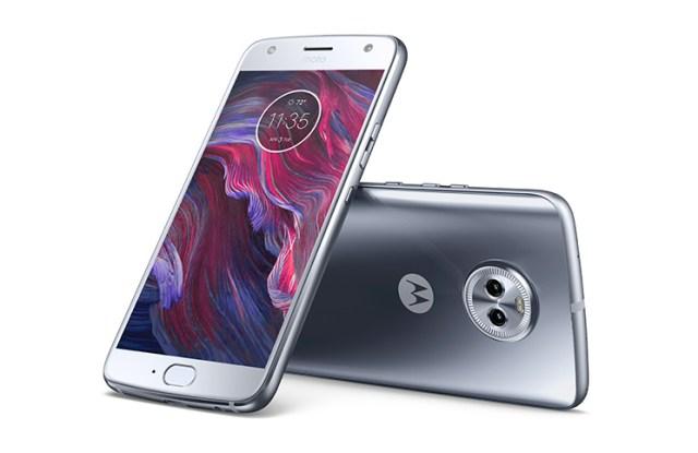 Motorola X4. IFA 2017