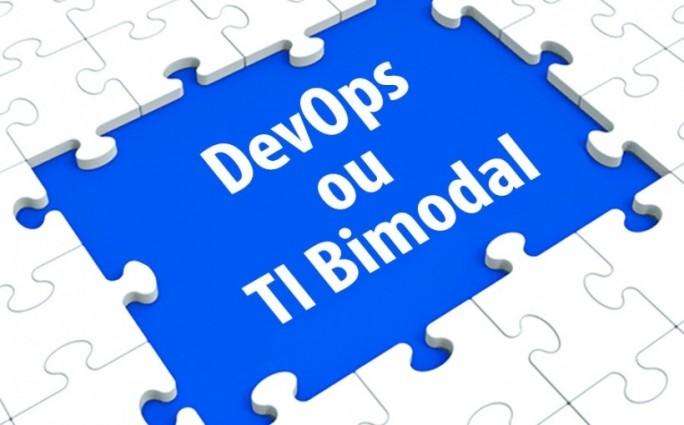 DevOps ou TI Bimodal