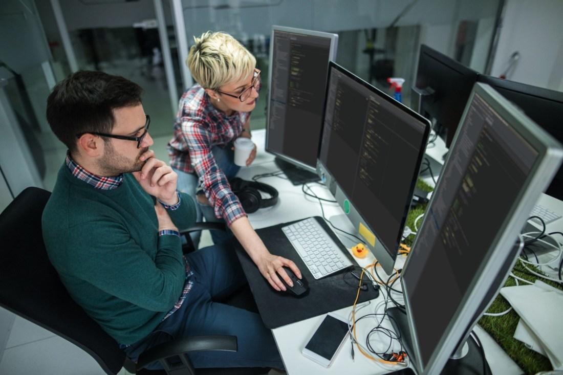 O que é programação pareada?