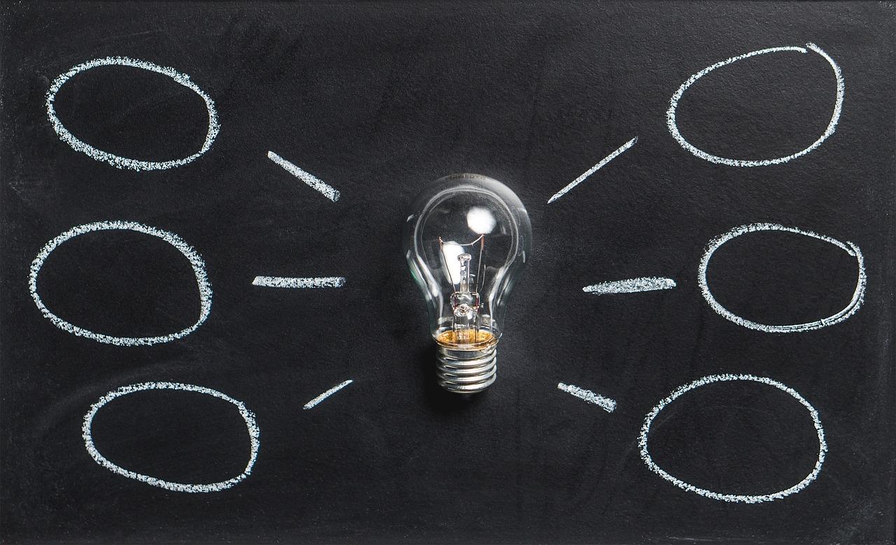 Crear un mapa mental ayuda a sintetizar y organizar todas las ideas que engloban un solo concepto