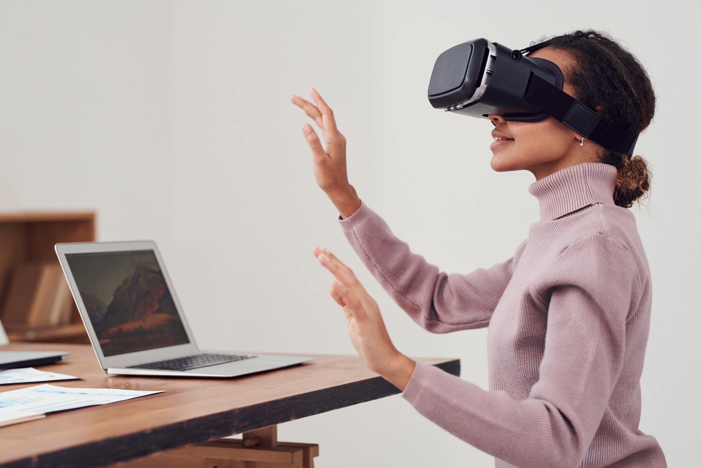 Trabajando con realidad virtual