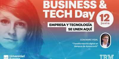 Business & Tech Day UE IBM