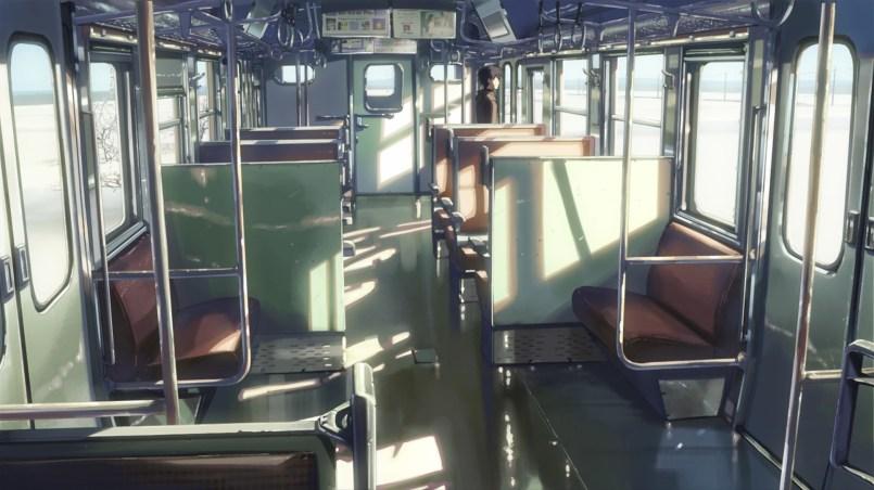 Konachan.com - 134509 all_male brown_hair byousoku_5_centimetre male realistic shinkai_makoto snow toono_takaki train