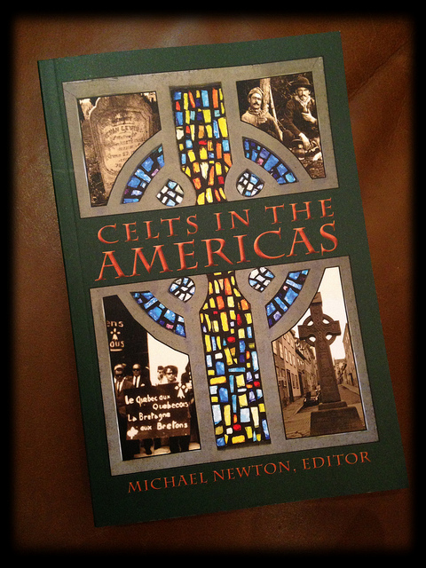 Celts in the Americas Book Cover