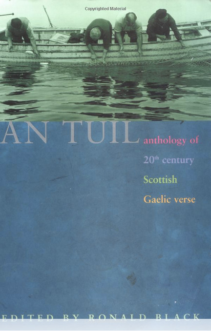 A major anthology of 20th century Gaelic poetry