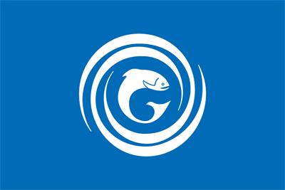 Nova Scotia Gaelic Flag image