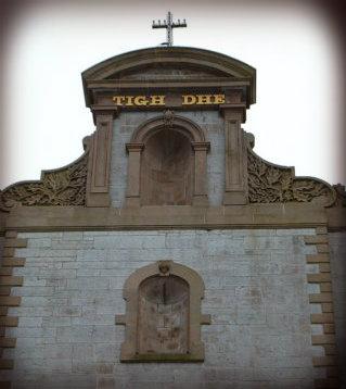 """Tigh Dhé"" - House of God, St. Ninian's Cathedral, Antigonish"