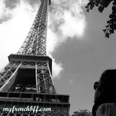 Watching Sadaf looking at the Eiffel tower and falling in love with it was just priceless!