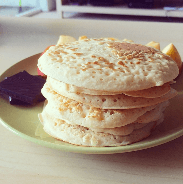 Pancakes BK