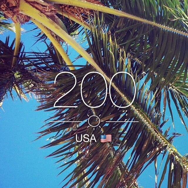 200days