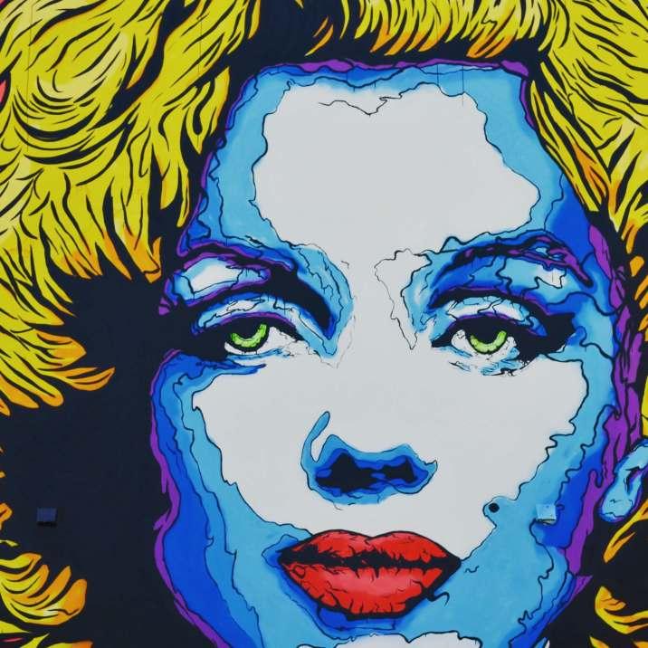 Street Art Melrose