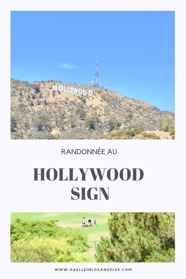 Hollywood Sign pinterest