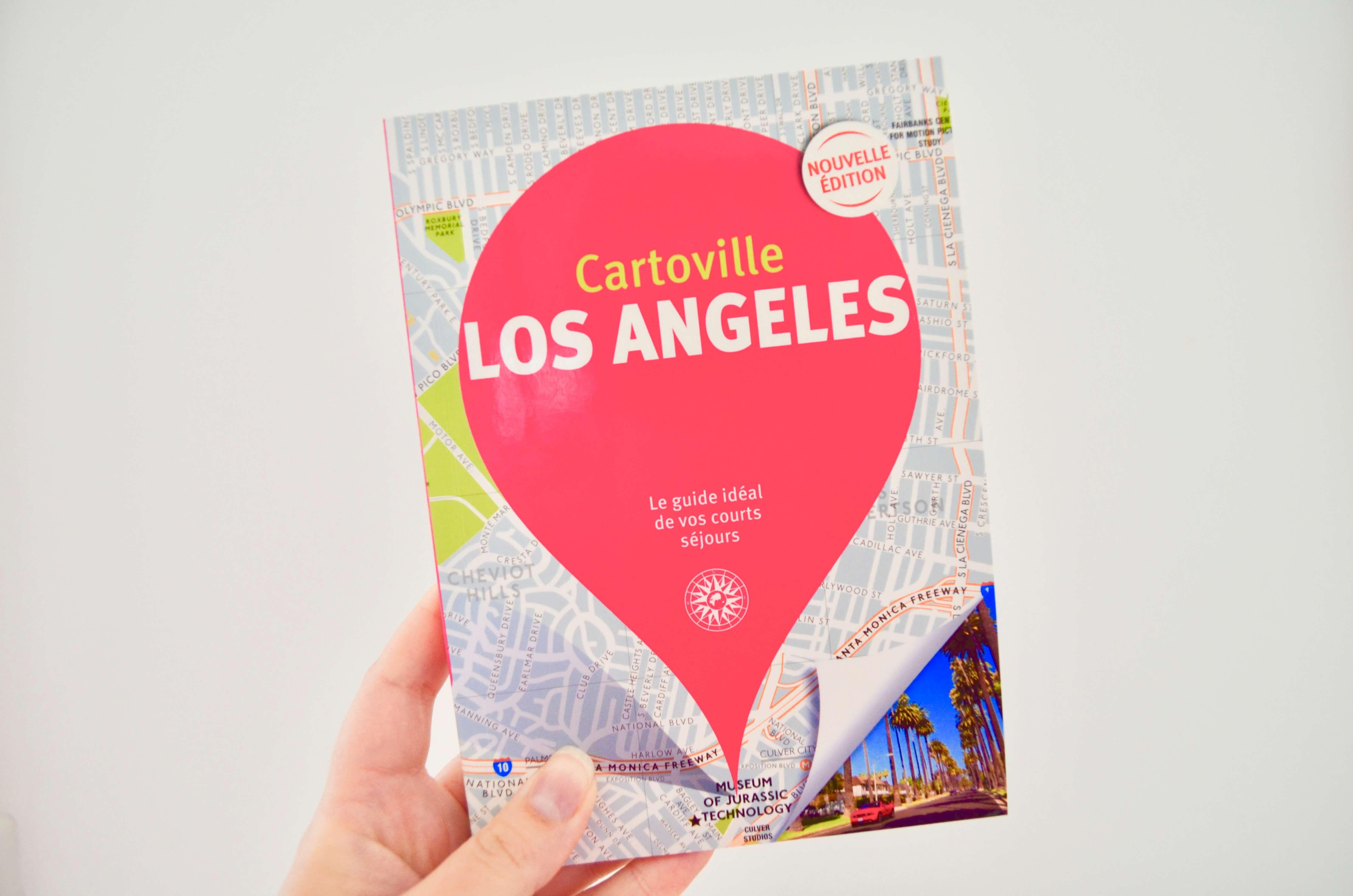 Mon guide de LA