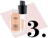 anticerne mac cosmetics water weigh produit beauté