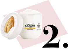 body yogurt the body shop produits beauté