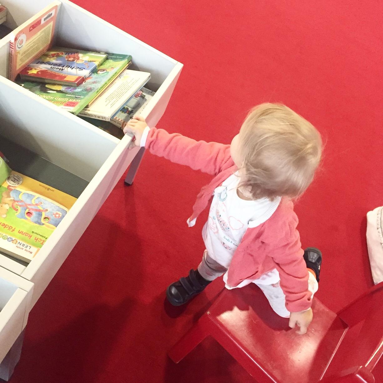 Gänseblümchen & Sonnenschein Stadtbibliothek