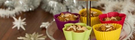 Zu Gast in des Fräuleins Küche: natürlich hausgemachte Apfel-Zimt-Muffins