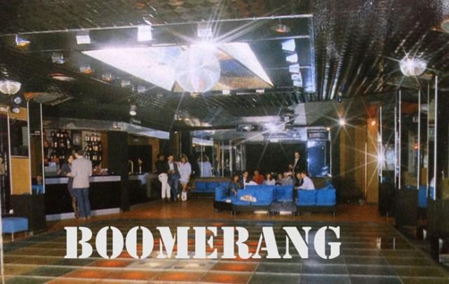 1 Boomerang 0