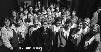 1 dames (by gaetano lo presti) BW 5321a