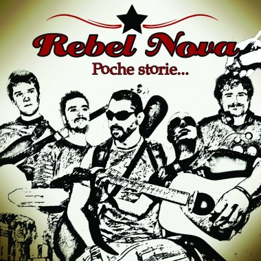 copertina rebel nova