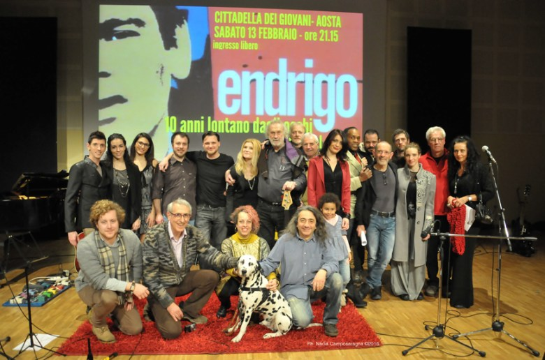 Omaggio a Sergio Endrigo_13 febbraio 2016