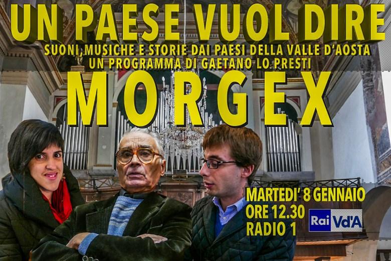 1 MORGEX