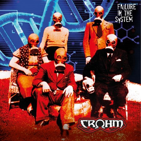 1. CROHM-Failure in The System cover