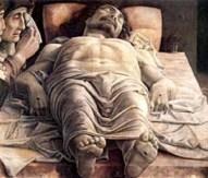 Andrea Mantegna-Cristo morto e tre dolenti Blog