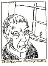 Leonard Cohen (Self Portrait)